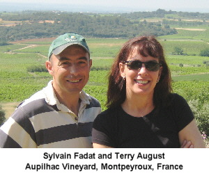 Terry August & Sylvain Fadat